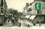 Fontaienebleau-T-040 : Rue Grande.