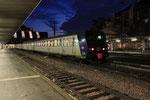 Orléans. 24 janvier 2019. AUtomotrices Z 7359 et Z 7349. Train 860271 vers Blois. Cliché Pierre Bazin