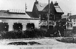 Le Conquet-006 : Un tramway pour Le Conquet, au départ de Saint-Pierre-Quilbignon