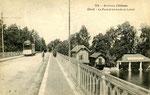 Orléans-T-035 : le pont sur le Loiret à Olivet