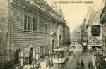 Besançon-003 : L'Hôtel de Ville et la Grande Rue