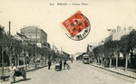 Melun-006 : Avenue Thiers