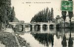 Melun-009 : ancien pont du Châtelet