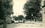 Orléans-T-027 : tramways à Olivet, près du pont du Loiret