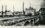 Melun-008 : Pont de pierre, sur la Seine