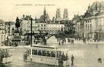 Orléans-T-062 : place du Martroi