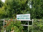 ジベルニー・モネの庭園とメゾン