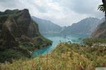 auf dem Pinatubo