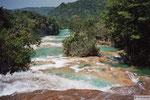 Cascades Agua Azul