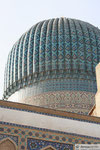 Samarkand - Mausoleum Gur-E Amir