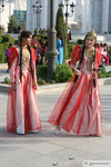 Ashgabat - Frühlingsfest