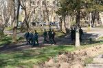 Tashkent - Emir Timur Park