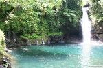 Savaii - Afu Aua Waterfall