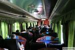 im Zug nach Taschkent