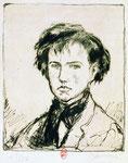 Armand Coussens, acquaforte (1880)