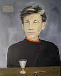 "Reginald Gray, ""Hommage à Arthur Rimbaud"" (2011)"