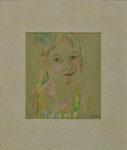 Kleines Mädchen, DINA3