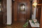 Eingang zu Appartement 2