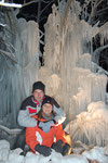 Winterwanderung entlang des Sattentalbaches mit Bachbeleuchtung