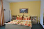 Schlafzimmer - Appartement 1