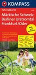 Märkische Schweiz, Berliner Urstromtal, Frankfurt/Oder