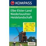 Elbe-Elster-Land Niederlausitzer Heidelandschaft