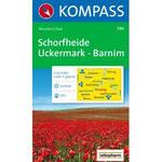 Schorfheide Uckermark- Barnim