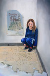 Cinderella (2018) Öl auf Leinwand  40 x 60 cm
