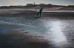 """Nordsee II"" (2017), Öl auf Leinwand , 60 x 40 cm"