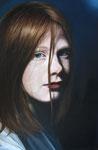 Dreaming (2017), Öl auf Leinwand, 80 x 120 cm