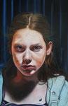 """""""changing minds"""" (2019) Ölfarben auf Leinwand, 80 x 120 cm"""