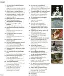 kulturland Oldenburg - Ausgabe 1/2017-Nr.171 - Inhaltsverzeichnis
