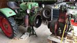 Ausbau Motor F15H6b