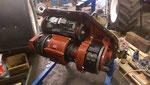 Reparatur an einem stufenlosen Getriebesatz