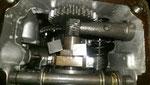 Antrieb Einspritzpumpe, Ölförderpumpe