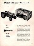 Cursor Farmer 2 - Fendt Nachrichten 4/1960