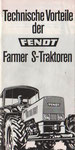 Farmer 102S bis 108S, 200S+V, 203 V+P   52 Seiten umfassend