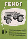 FL 114 mit 2-Takt-Motor