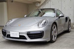 2017 Porsche991 Turbo GTsilver 3300km