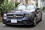 2018 Mercedes E200Cabriolet Sport 8500km