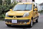 2009 Renault Kangoo 1.9  96000km