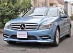 2011 Mercedes C200AVG 125ED 44000km
