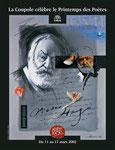 Affiche Victor Hugo - Printemps des poètes - Flo - F.Martin©
