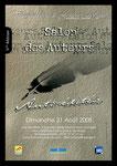 Affiche Salon des Auteurs auto-édités - F.Martin©