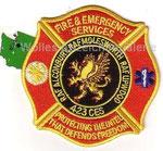 423 CES RAF Alconbury/Molesworth/Upwood Fire & ES