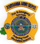 Tobyhanna F&ES, Army Depot