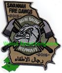 Ali Al Salem AB Kuwait, Savannah Fire Dawgs 2015/2016