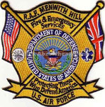 RAF Menwith Hill USAF Fire & Emergency services