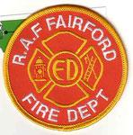 RAF Fairford FD