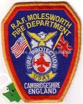 RAF Molesworth Fire Dept.